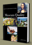 Informative, Illustrated book on Museum quality fine art