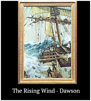 The Rising Wind - Dawson