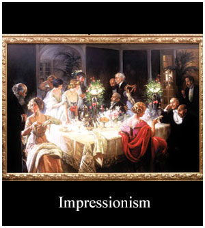 Re-Creations of Impressionism fine art