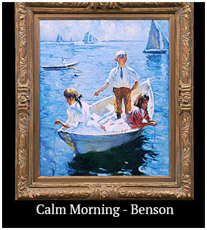 Calm Morning - Benson