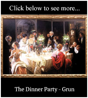 The Dinner Party - Grun