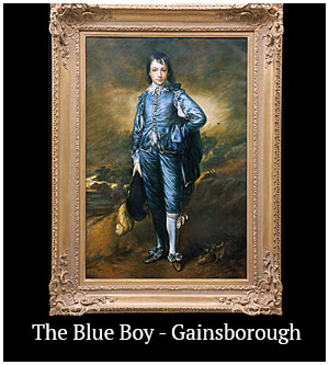 The Blue Boy - Gainsborough
