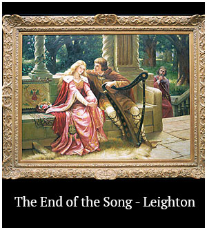 The End of the Song - Leighton